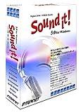 Sound it! 5.0 for Windows