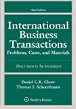 img - for International Business Transactions: Problems, Cases, and Materials Documents Supplement book / textbook / text book