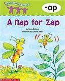Word Family Tales (-ap: A Nap For Zap) (0439262690) by Einhorn, Kama