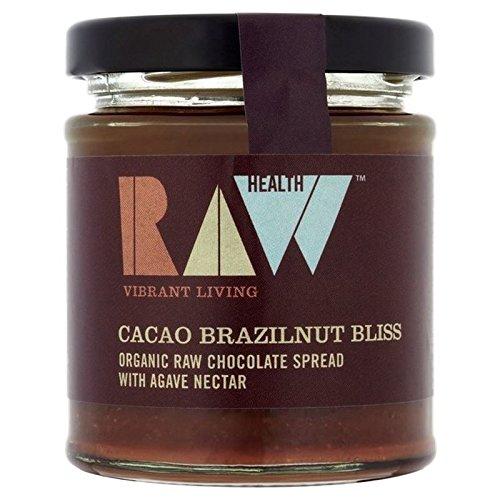 raw-health-la-salud-prima-cacao-organico-170g-de-nuez-de-brasil-la-dicha-paquete-de-6
