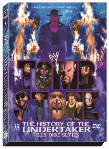 Sale alerts for World Wrestling WWE: Tombstone -The History of the Undertaker [Import] - Covvet