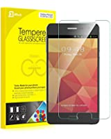 Note 4 Screen Protector, JETech® Premium Tempered Glass Screen Protector Film for Samsung Galaxy Note 4