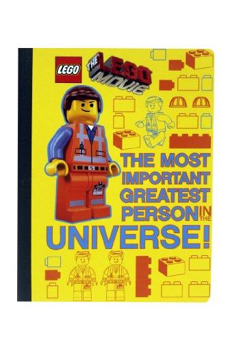 Lego Movie Composition Book - Emmet - Lgo6732
