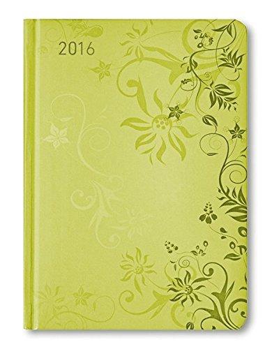 Alpha Edition 160837 Ladytimer Lime Flowers Agenda Settimanale 2016 107 X 152 cm 192 Pagine PDF