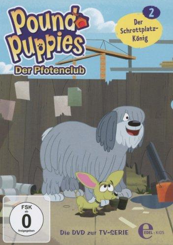 Pound Puppies - Der Pfotenclub Folge 2: Der Schrottplatz-König