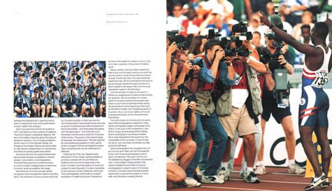 Sportscape. The evolution of sports photography