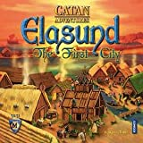 Elasund The First City Board Gameby Elasund- The First City