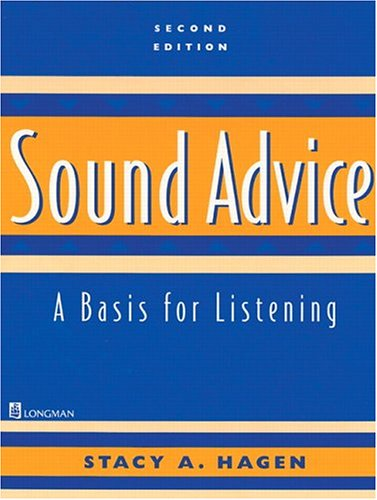 Sound Advice: A Basis for Listening, Second Edition...