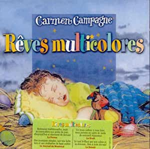 Rêves multicolores