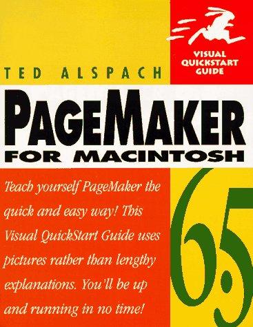 PageMaker 6.5 for Macintosh: Visual Quickstart Guide