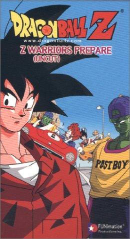 Dragon Ball Z - Z Warriors Prepare (Uncut Version) [VHS]