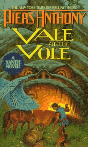 Image for VALE OF THE VOLE