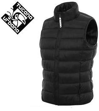 Tucano urbano 8891N5 hOT fAB-coupe-vent et respirant men's padded veste-noir-taille l