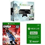 Xbox-One-Assassin's-Creed-Bundle-with-12-Month-Gold-Card-and-NBA-2K15