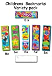 Childrens Bookmarks Variety Pack - 36...