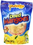 Philippine Brand Dried Mangoes, 20 Ounce