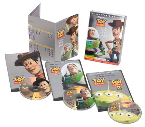 Toy Story: The Ultimate Toy Box / Collector's Edition [DVD] [2000] [Region 1] [US Import] [NTSC]