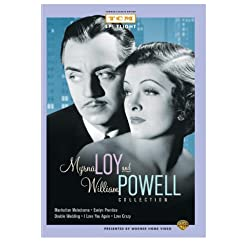 Myrna Loy & Williams Powell: Collection