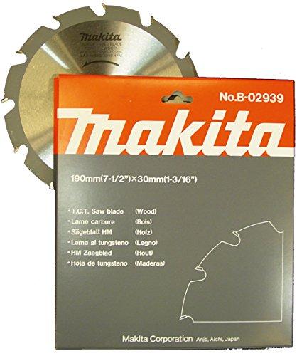 Makita Handkreissäge 68 mm im Makpac, Größe 4, HS7601J*