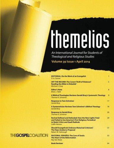 Themelios, Volume 39, Issue 1