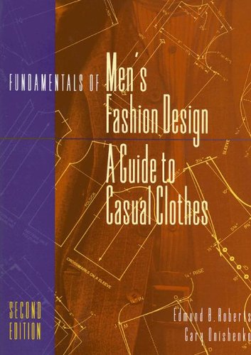 Fundamentals of Men's Fashion Design: A Guide