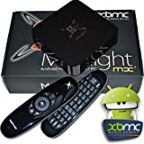 MatricomⓇ G-Box MX2 Combo Dual Core XBMC TV Box 8GB Android 4.2.2 + Special Edition XBMC w/G-Mouse II [NEWEST VERSION]