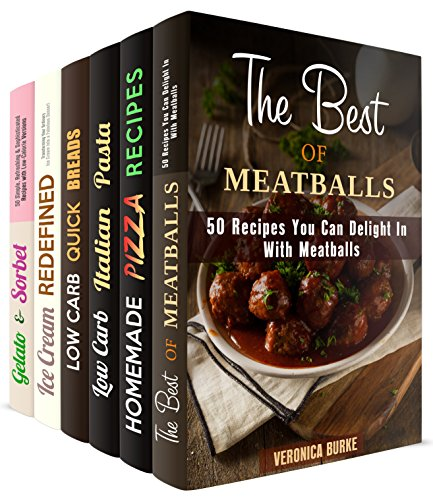 Best Snacks Box Set (6 in 1): Over 100 Recipes of Pizza, Pasta, Bread and Other Snack to Delight Yourself! (Snacks & Savory Bites) by Veronica Burke, Monique Lopez, Sheila Hope, Sherry Morgan, Phyllis Gill, Jemma Porter