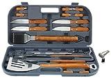 Mr. Bar-B-Q, Inc. 94134X 20-Piece Tool Set with Bonus Light