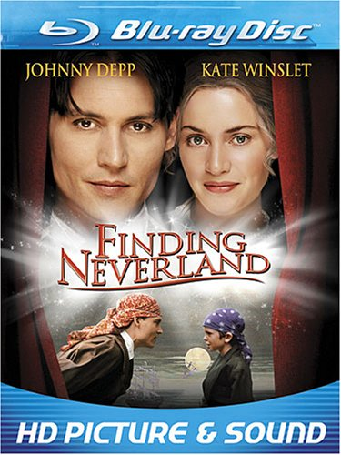 Cover art for  Finding Neverland [Blu-ray]