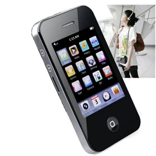 Real 8gb 2.8 Inch Fashion Style USB 2.0 Touch Screen PMP Media Player Mp3 Mp4 Player with Fm Radio Dv Digital Camera