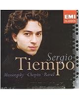 Martha Argerich Presents Sergio Tiempo