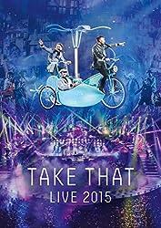 Take That Live 2015 [DVD]