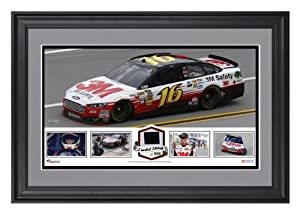 Greg Biffle Framed Collage with Race-Used Tire-Limited Edition of 500 - Memories -... by Sports Memorabilia