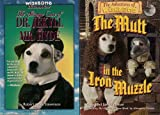 img - for Wishbone 2-Book Set: The Strange Case of Dr. Jekyll & Mr. Hyde (Wishbone Classics) and The Mutt in the Iron Muzzle (The Adventures of Wishbone) book / textbook / text book