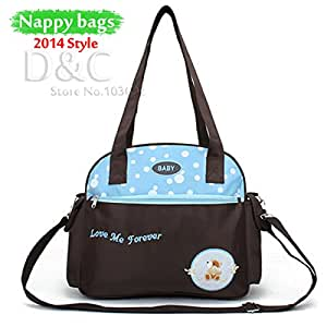 Amazon.com : Portable multifunctional bolsa maternidade baby diaper