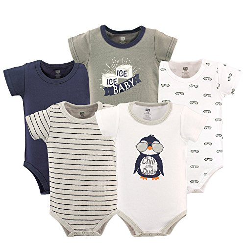 hudson-baby-5-pack-hanging-bodysuit-chill-dude-3-6-months