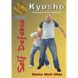 Kyusho Self Defense - Disc 2
