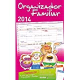 Organizador Familiar 2014 - Agenda Familiar de pared - Calendario Familiar 2014