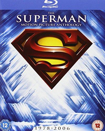 スーパーマン アンソロジー(8枚組)コレクション ブルーレイBOX (日本語...