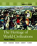 img - for The Heritage of World Civilizations: Combined Volume (9th Edition) book / textbook / text book