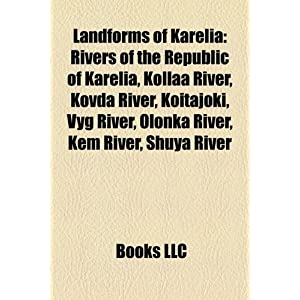 Republic Of Karelia Rivers | RM.