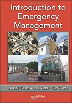 introduction to emergency management Introduction to emergency management sets the standard for excellence in the  field and has educated a generation of emergency managers.
