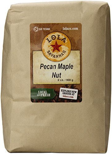 Pecan Maple Nut, Whole Bean, 2 Pound (Maple Coffee compare prices)