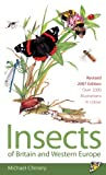 Insects of Britain and Western Europe (Domino Field Guide)