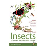 Insects of Britain and Western Europe (Domino Field Guide)by Michael Chinery