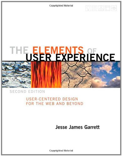 The Elements of User Experience (2nd Edition)