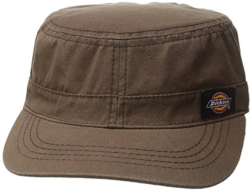 Dickies Men's Wax Canvas Fitted Cadet, Brown, Small/Medium (Wax Canvas compare prices)
