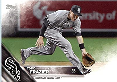 2016 Topps Team Edition #CWS-3 Todd Frazier Chicago White Sox Baseball Card