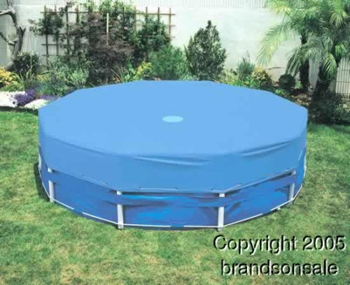 15 Foot Frame Set Pool Cover For Intex Style Pools Best Deals And Reviews On Discount Pool Cover
