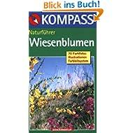 Naturführer Wiesenblumen: Ihr handlicher Begleiter in der Natur. 70 Wiesenblumen, großartige Fotos, Farbleitsystem...